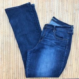 Old Navy Curvy Profile Denim Jeans Size 16 Long